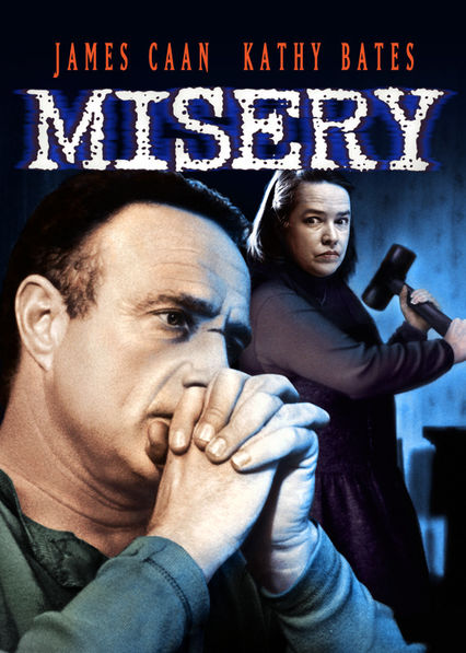 Is 'Misery' (1990) available to watch on UK Netflix
