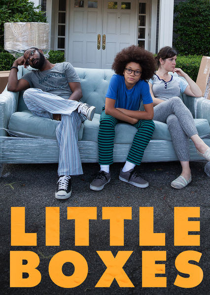 Little Boxes on Netflix UK