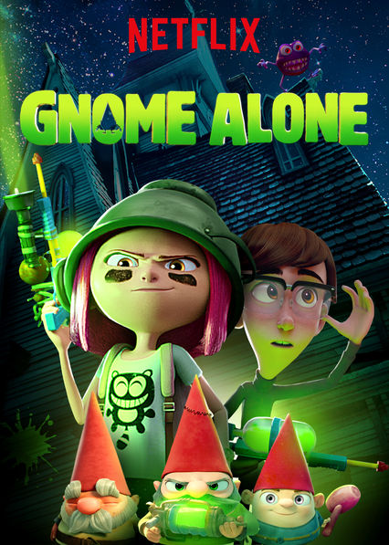 Gnome Alone on Netflix UK