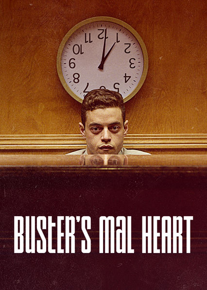 Buster's Mal Heart on Netflix UK