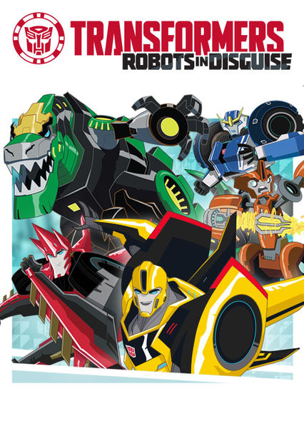 Transformers: Robots in Disguise on Netflix