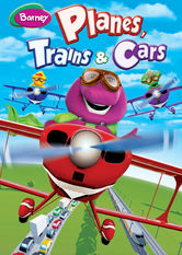 Barney: Planes, Trains, and Cars