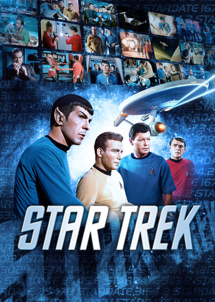 Star Trek on Netflix UK