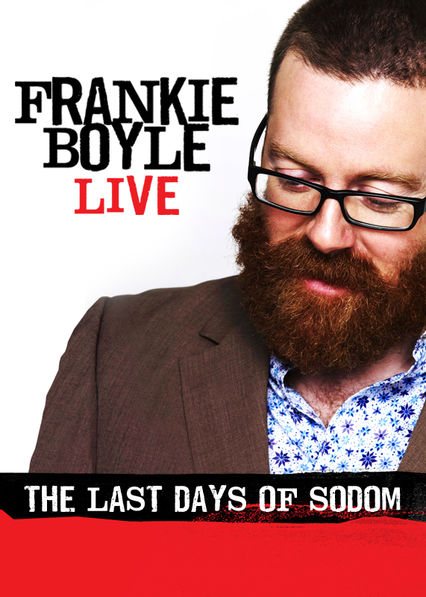 Frankie Boyle Live: The Last Days of Sodom