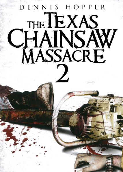 The Texas Chainsaw Massacre 2 on Netflix UK