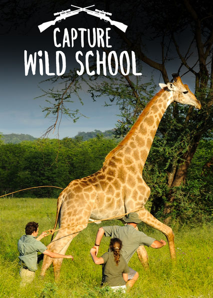 Capture Wild School on Netflix UK