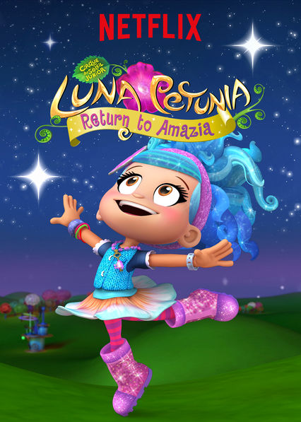 Luna Petunia: Return to Amazia