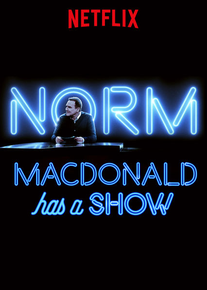 Norm Macdonald Has a Show on Netflix UK