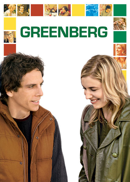 Greenberg on Netflix UK