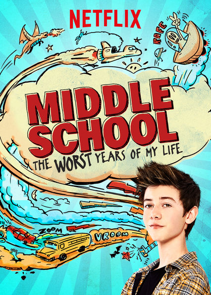 Middle School: The Worst Years of My Life on Netflix UK
