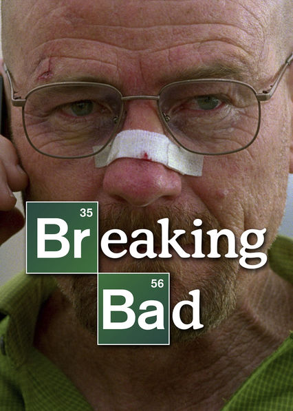 Breaking Bad on Netflix UK