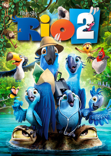 Rio 2 on Netflix UK