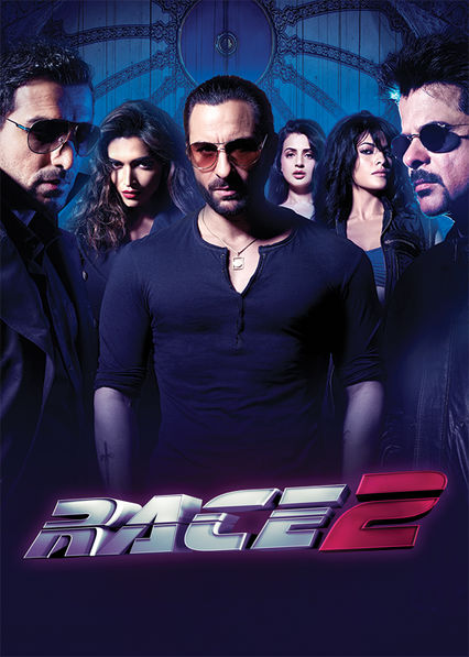Race 2 on Netflix UK
