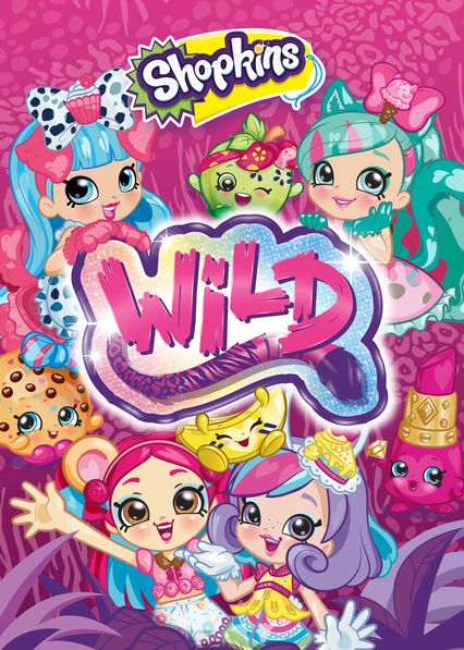 Shopkins: Wild on Netflix UK