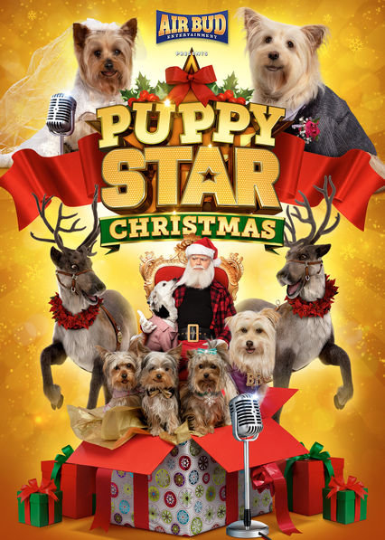 Puppy Star Christmas on Netflix UK