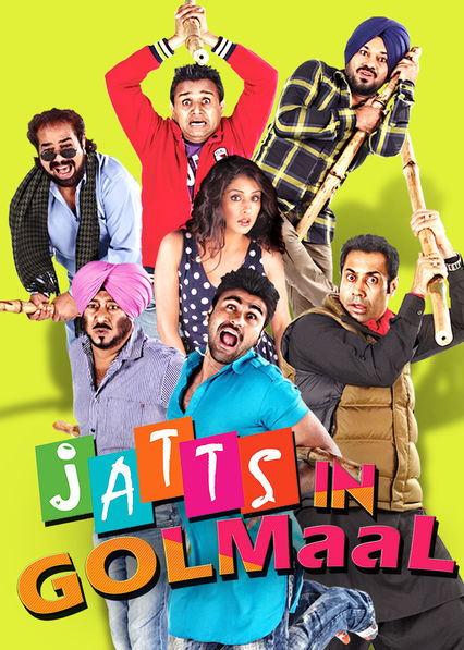 Jatts in Golmaal on Netflix UK