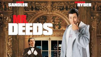 Is Mr Deeds 2002 On Netflix Italy