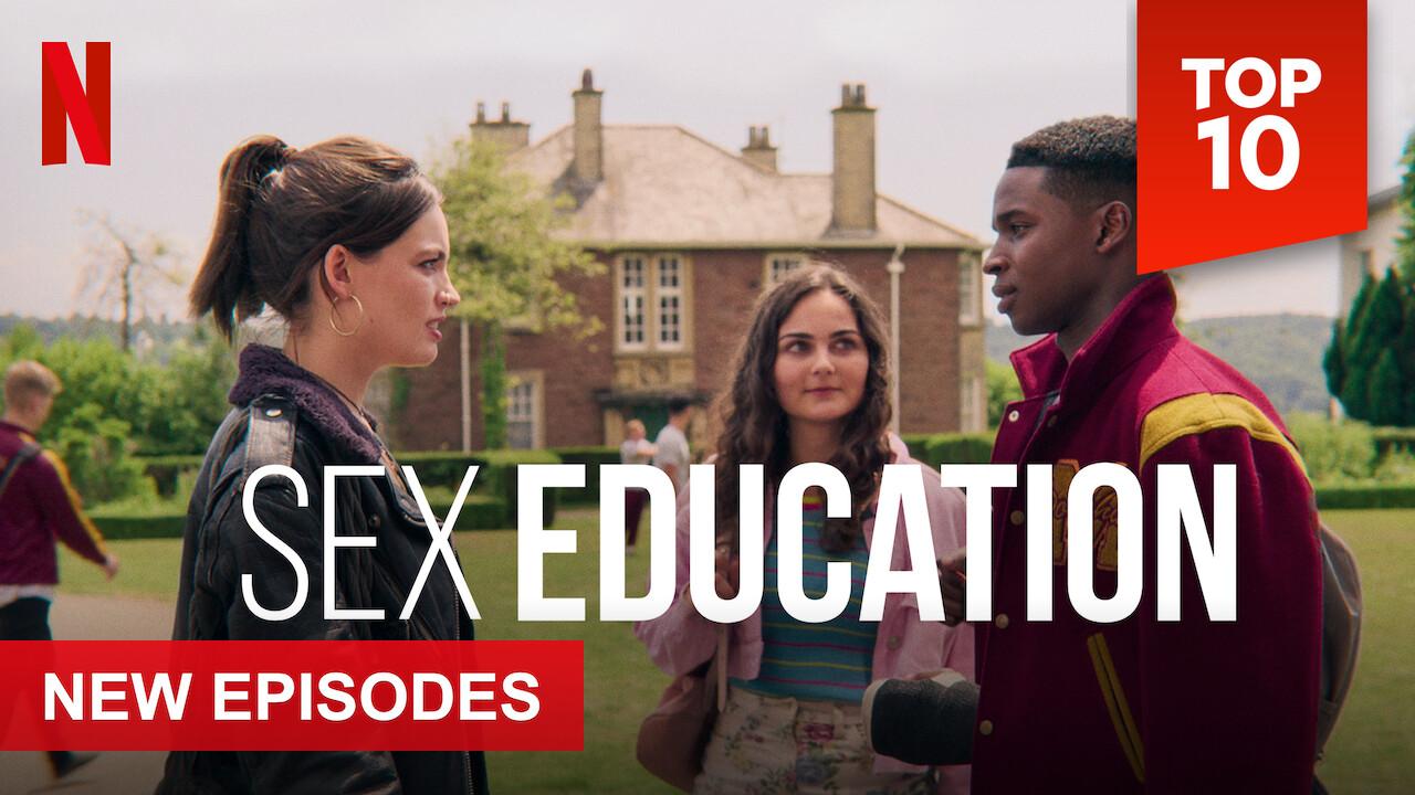 Sex Education on Netflix UK