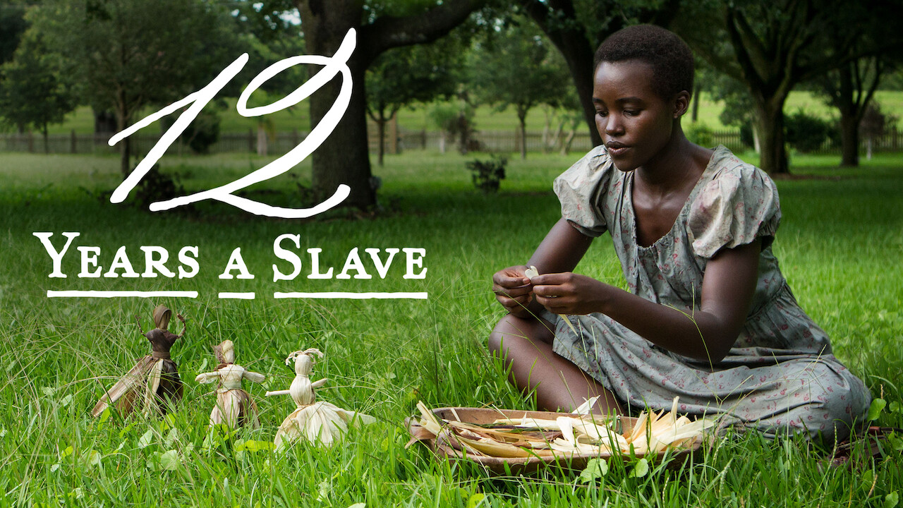 12 Years a Slave on Netflix UK