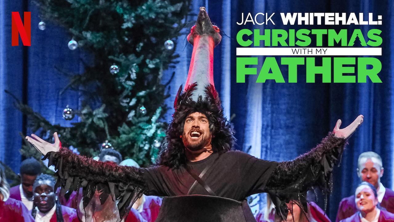 Jack Whitehall: Christmas with My Father on Netflix UK