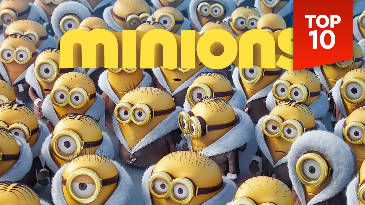Minions on Netflix UK