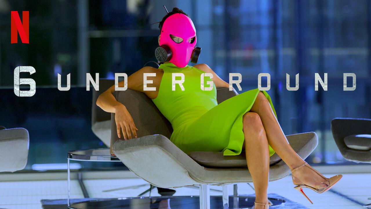 6 Underground on Netflix UK