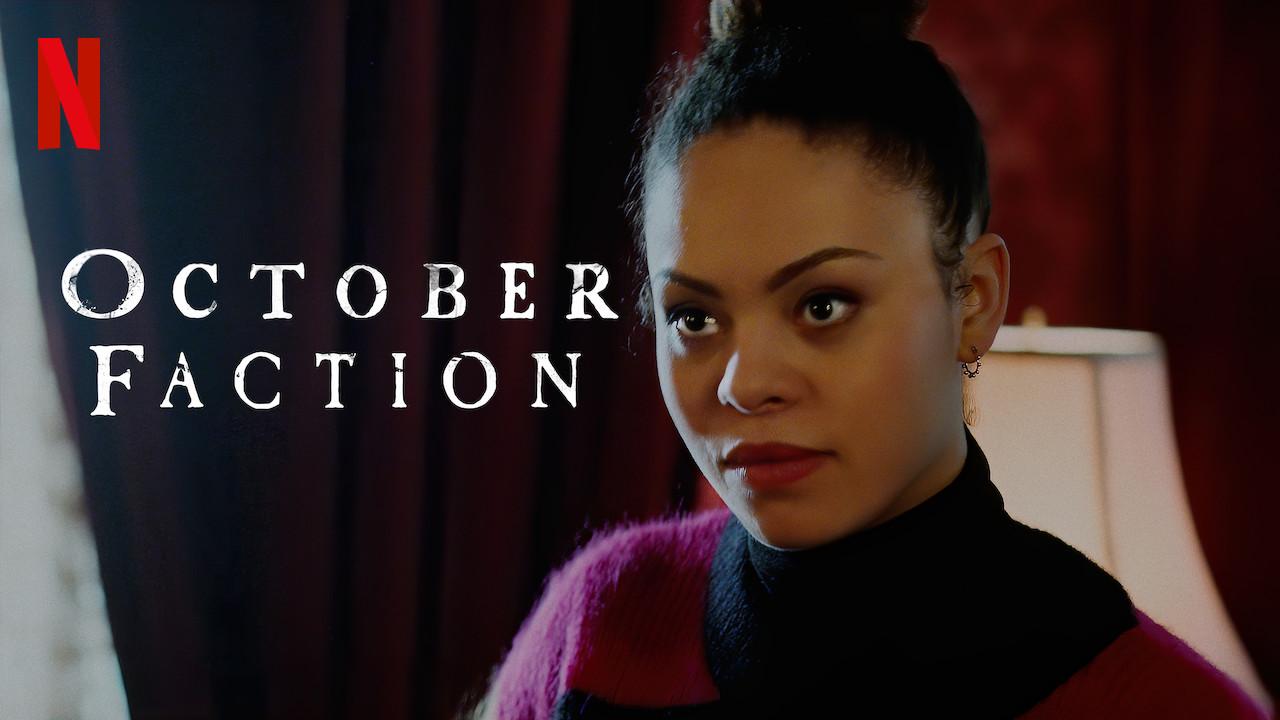 October Faction on Netflix UK