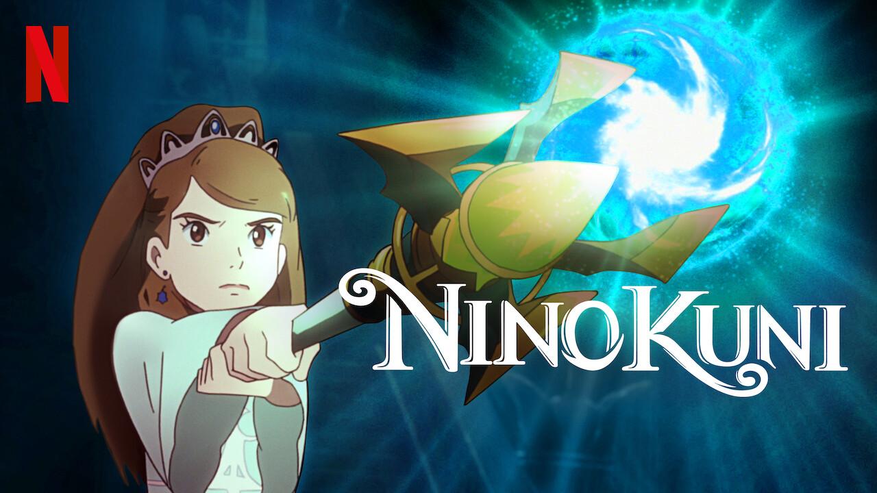 NiNoKuni on Netflix UK