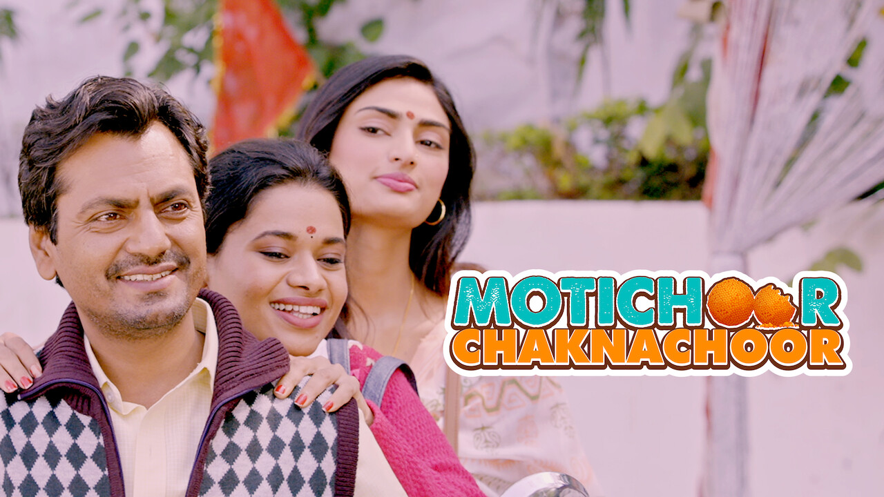 Motichoor Chaknachoor on Netflix UK