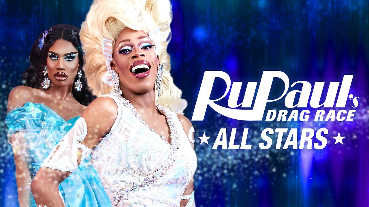 RuPaul's Drag Race: All Stars on Netflix UK