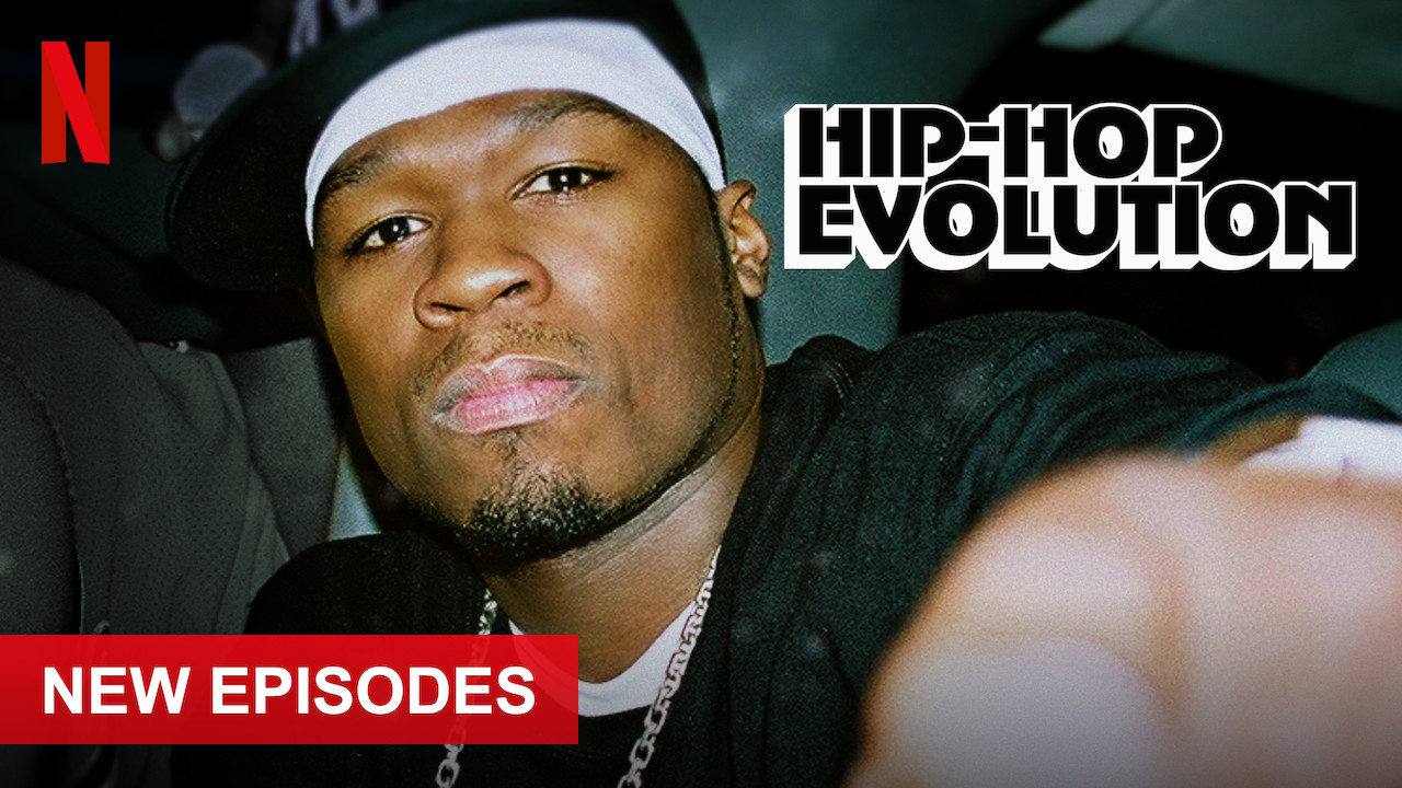 Hip-Hop Evolution on Netflix UK