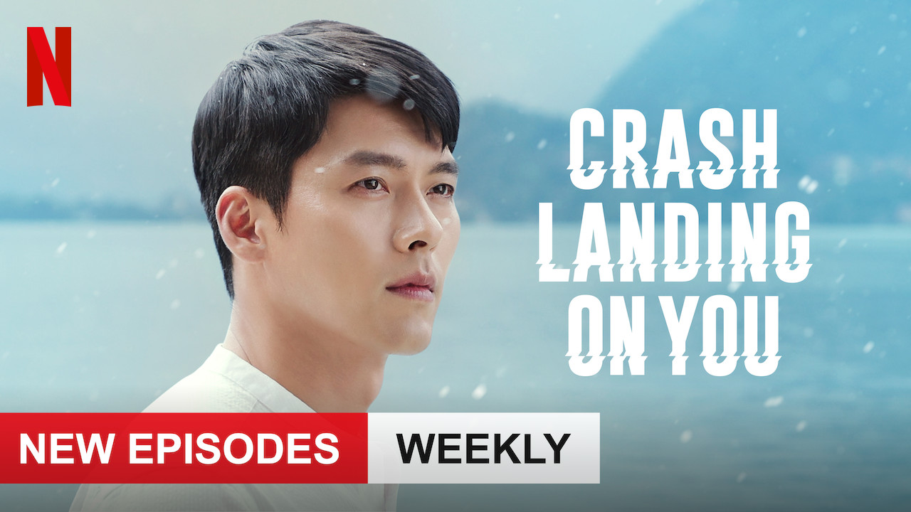 Crash Landing on You on Netflix UK