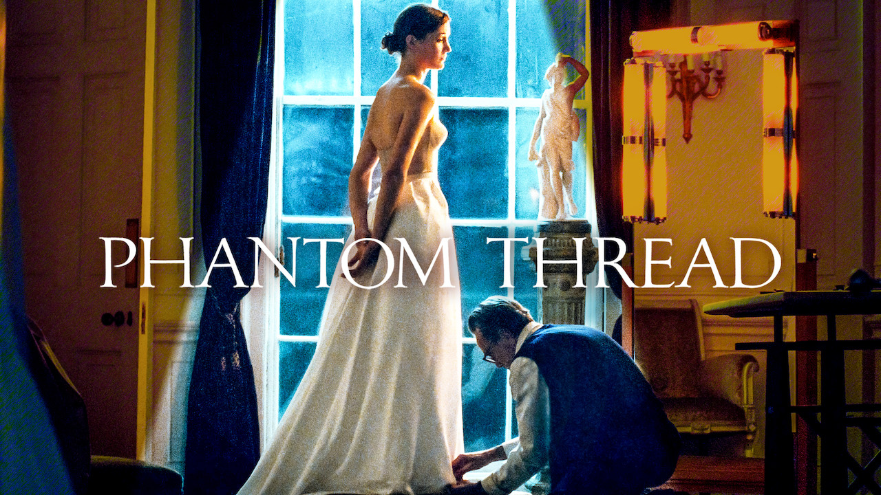 Phantom Thread on Netflix UK
