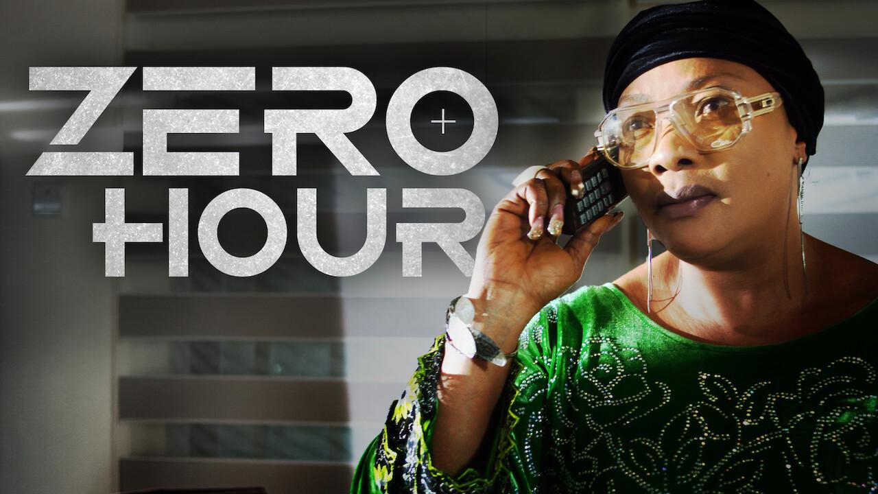 Zero Hour on Netflix UK