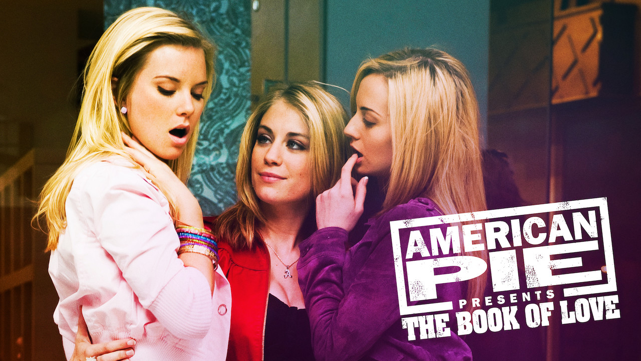 American Pie Book Of Love is 'american pie presents: the book of love' (2009