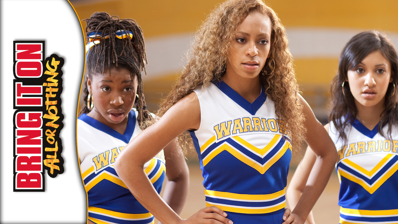 Bring it On: All or Nothing on Netflix UK