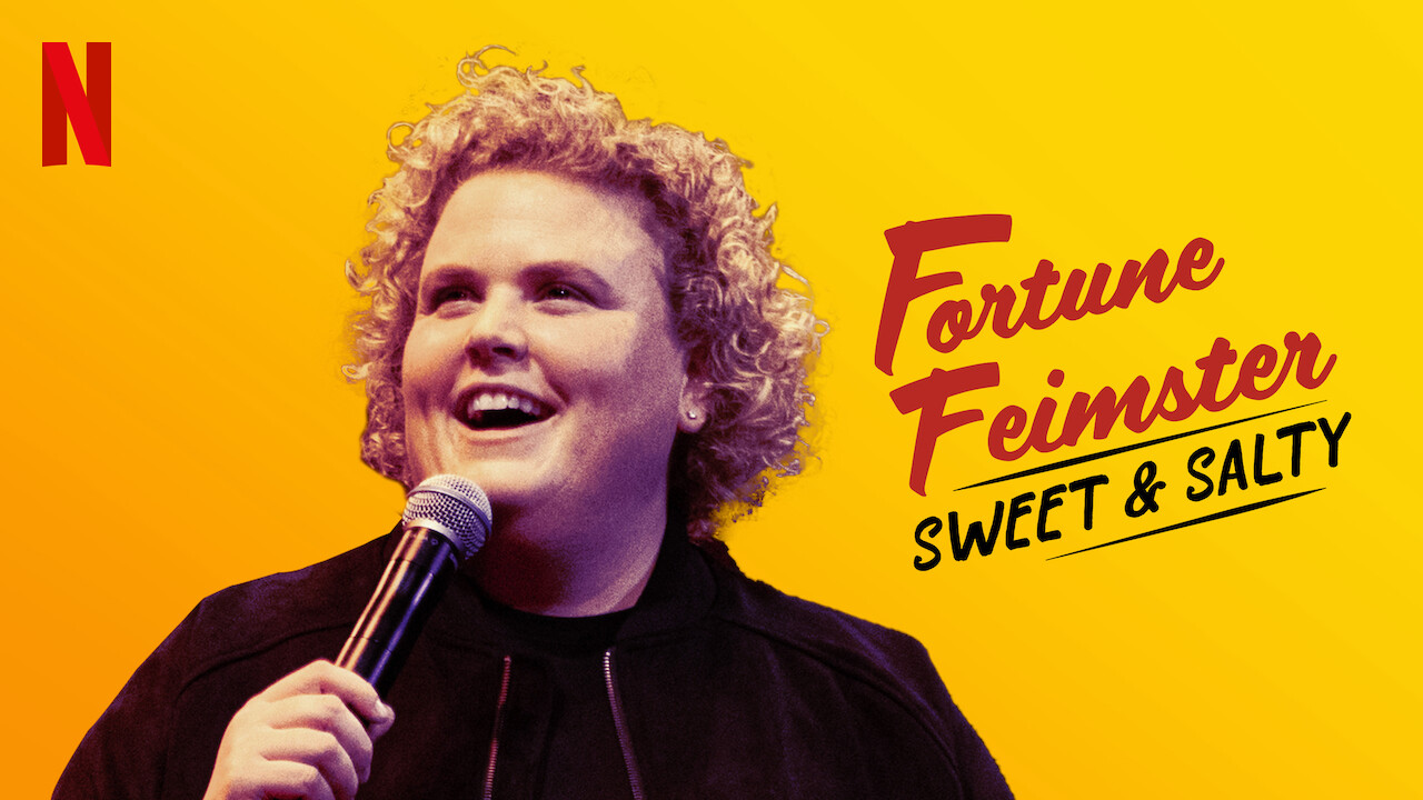 Fortune Feimster: Sweet & Salty on Netflix UK