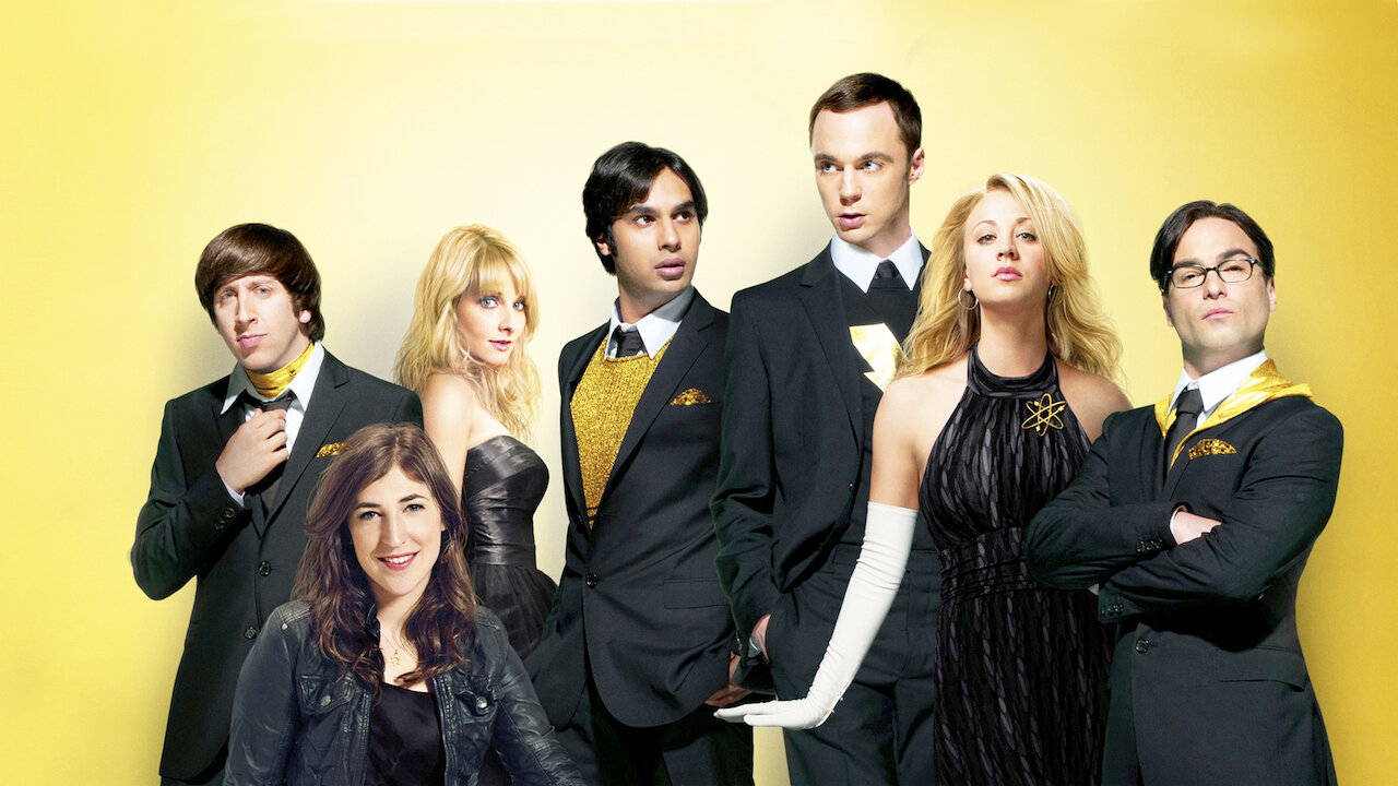 The Big Bang Theory Netflix 2