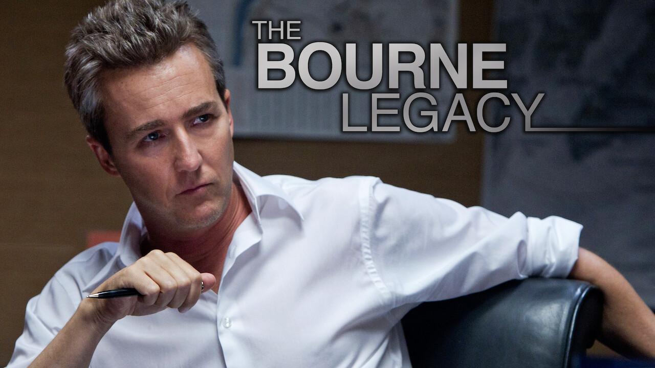 The Bourne Legacy on Netflix UK