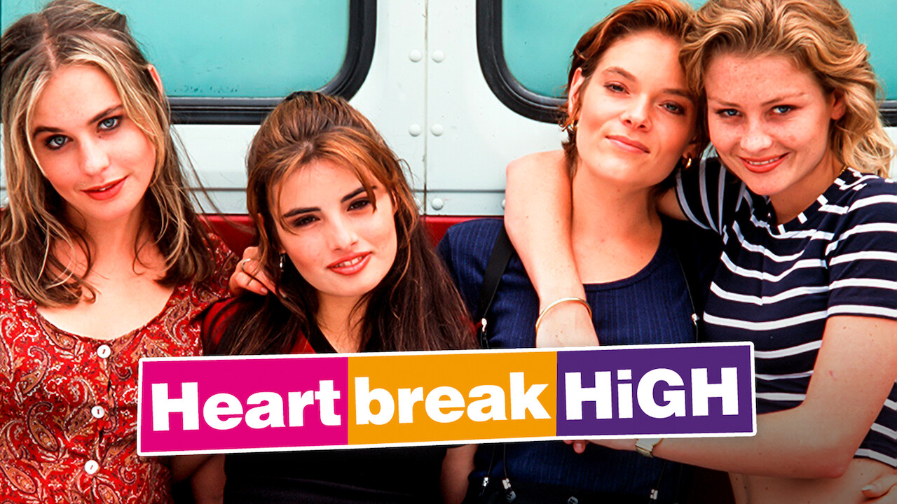 Heartbreak High on Netflix UK