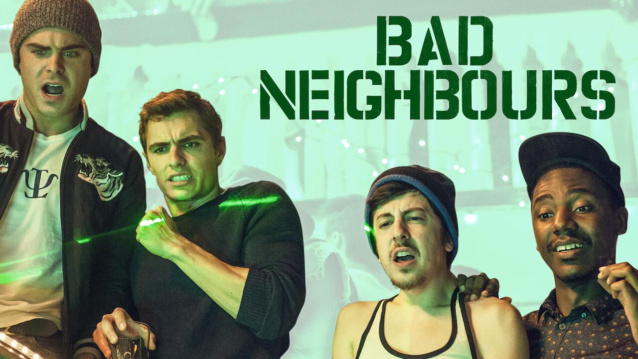 Neighbors on Netflix UK