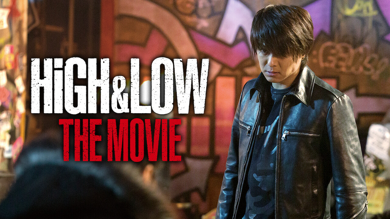 High & Low The Movie on Netflix UK