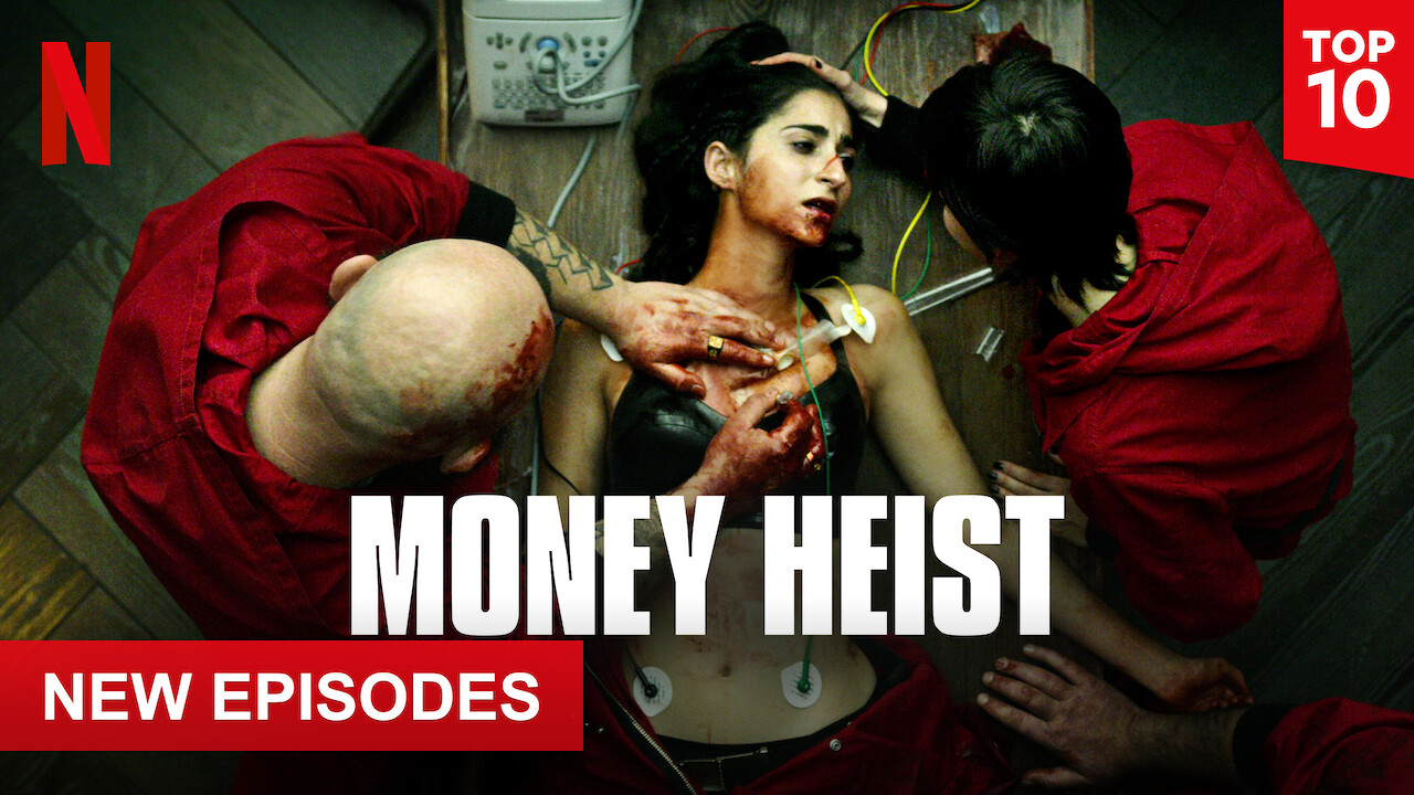 Money Heist on Netflix UK