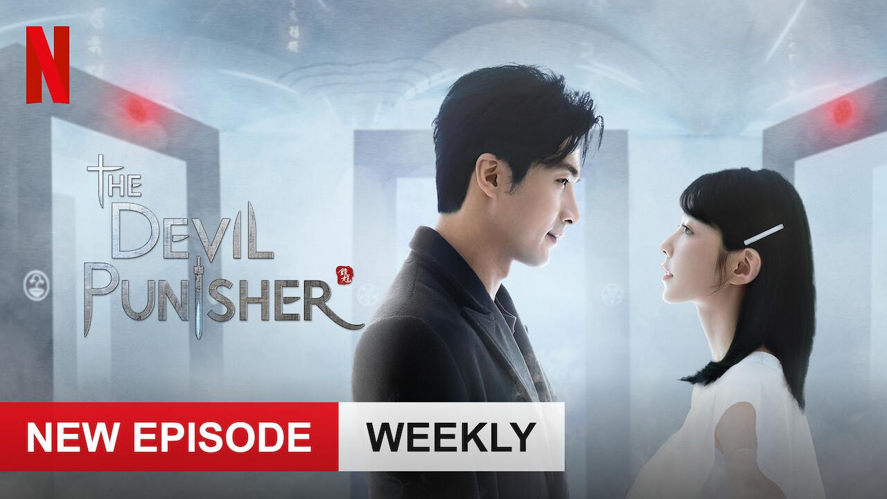 The Devil Punisher on Netflix UK