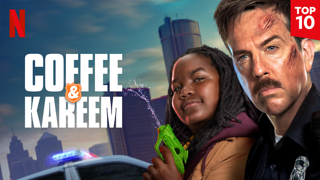 Coffee & Kareem on Netflix UK