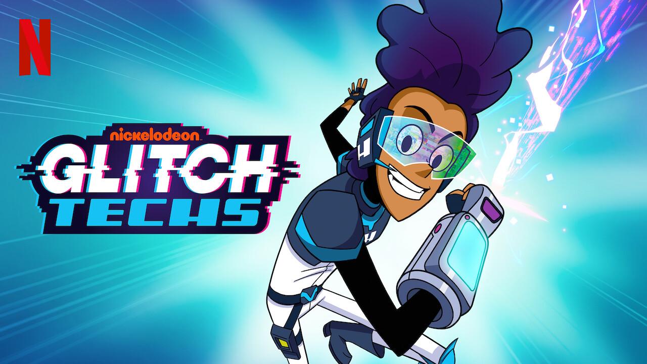 Glitch Techs on Netflix UK