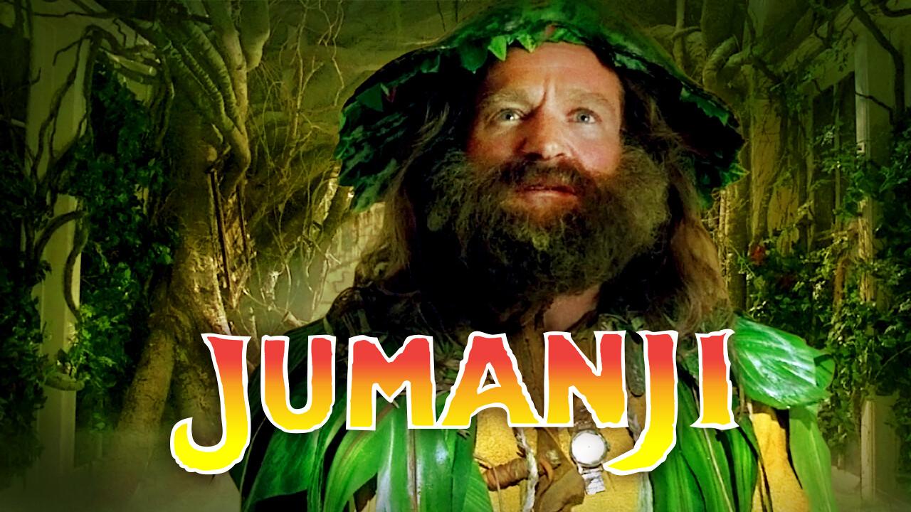 Jumanji on Netflix UK