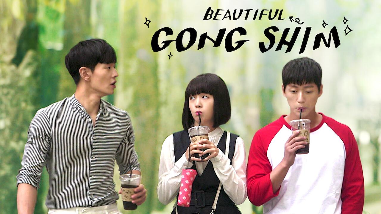 Beautiful Gong Shim on Netflix UK