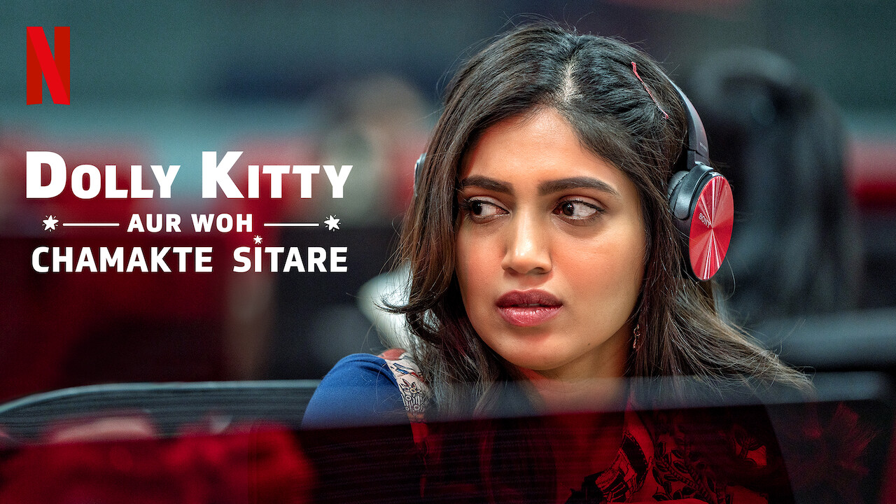 Dolly Kitty Aur Woh Chamakte Sitare on Netflix UK