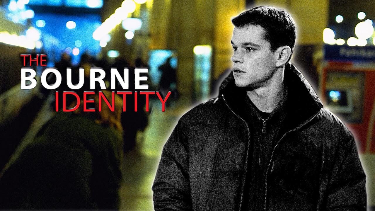 The Bourne Identity on Netflix UK